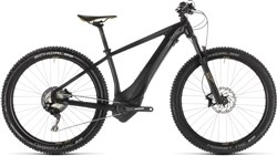 "Cube Access Hybrid SL 500 Kiox 27.5""/29er Womens 2019 - Electric Mountain Bike"