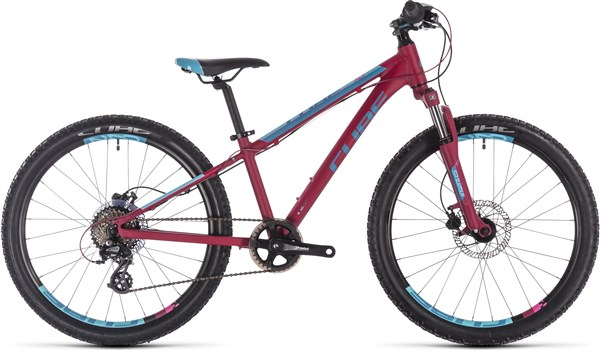 Cube Access 240 Disc 24w 2019 - Junior Bike | City