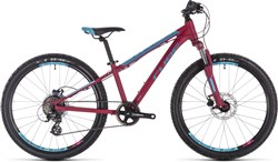Cube Access 240 Disc 24w 2019 - Junior Bike