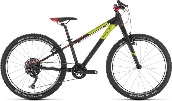 Cube Reaction 240 SL 24w 2019 - Junior Bike | City-cykler