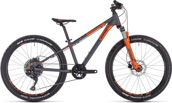 Cube Reaction 240 TM 24w 2019 - Junior Bike | City-cykler