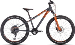 Cube Reaction 240 TM 24w 2019 - Junior Bike
