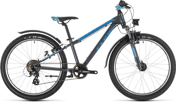 Cube Access 240 Allroad 24w 2019 - Junior Bike | City-cykler