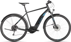 Product image for Cube Cross Hybrid One 400 Allroad 2019 - Electric Hybrid Bike