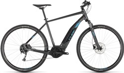 Cube Cross Hybrid One 400 2019 - Electric Hybrid Bike