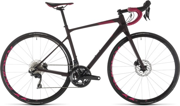 Cube Axial WS GTC SL Disc 2019 - Road Bike | Road bikes