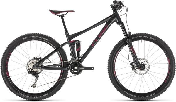 "Cube Sting WS 120 Pro 27.5""/29er Womens Mountain Bike 2019 - Trail Full Suspension MTB"