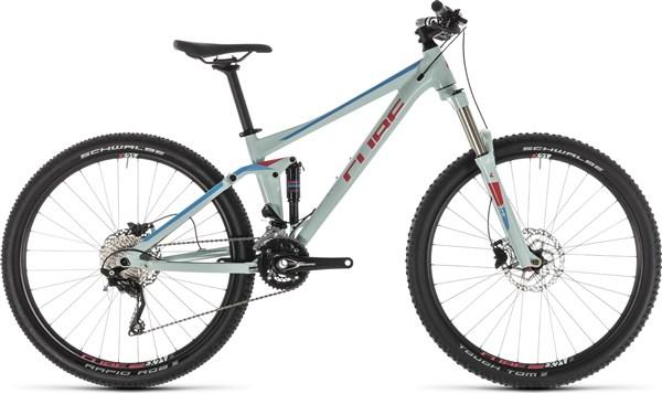 "Cube Sting WS 120 EXC 27.5""/29er Womens Mountain Bike 2019 - Trail Full Suspension MTB"