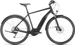 Product image for Cube Cross Hybrid EXC 500 Allroad 2019 - Electric Hybrid Bike