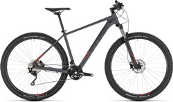 "Cube Attention 27.5""/29er Mountain Bike 2019 - Hardtail MTB"