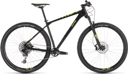 "Product image for Cube Reaction Race 27.5""/29er Mountain Bike 2019 - Hardtail MTB"