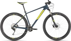 Product image for Cube Reaction C:62 29er Mountain Bike 2019 - Hardtail MTB