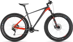 "Cube Nutrail 26"" Mountain Bike 2019 - Hardtail MTB"