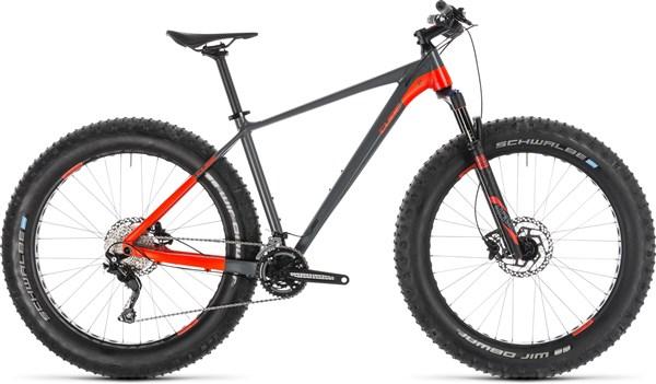 "Cube Nutrail 26"" Mountain Bike 2019 - Fat Bike"