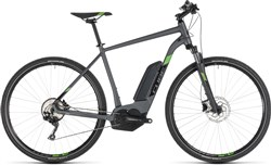 Cube Cross Hybrid Pro 400 2019 - Electric Hybrid Bike