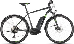 Cube Cross Hybrid Pro 400 Allroad 2019 - Electric Hybrid Bike