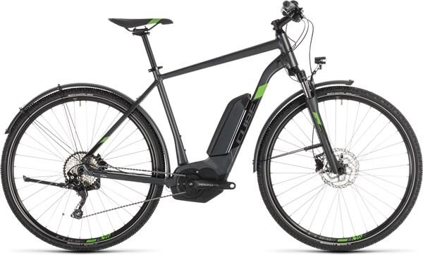 Cube Cross Hybrid Pro 400 Allroad 2019 - Electric Hybrid Bike