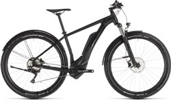 "Cube Reaction Hybrid Pro 500 Allroad 27.5""/29er 2019 - Electric Mountain Bike"