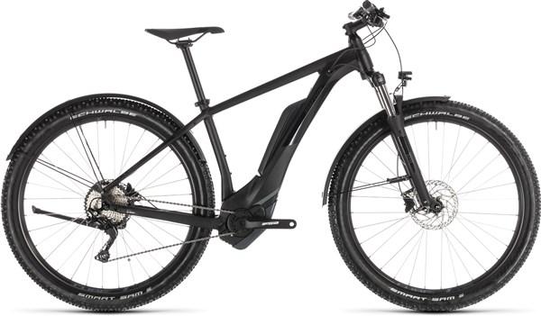 "Cube Reaction Hybrid Pro 500 Allroad 27.5""/29er 2019 - Electric Mountain Bike"