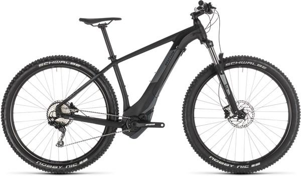 "Cube Reaction Hybrid EXC 500 27.5""/29er 2019 - Electric Mountain Bike"
