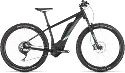 "Cube Access Hybrid Race 500 27.5""/29er Womens 2019 - Electric Mountain Bike"