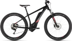 "Cube Access Hybrid Pro 500 27.5""/29er Womens 2019 - Electric Mountain Bike"