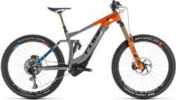 "Cube Stereo Hybrid 160 Action T. 500 Kiox 27.5"" 2019 - Electric Mountain Bike"