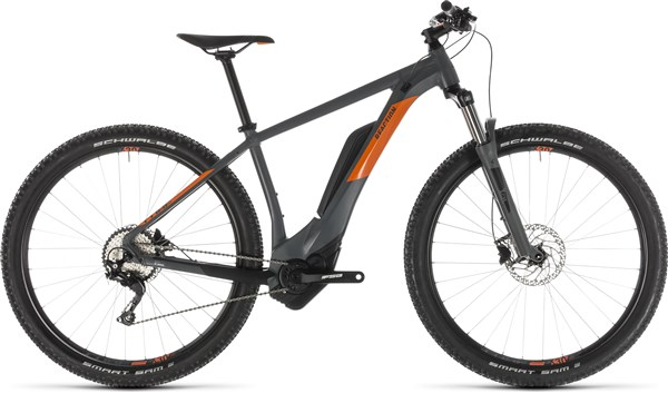 "Cube Reaction Hybrid Pro 500 27.5""/29er 2019 - Electric Mountain Bike 