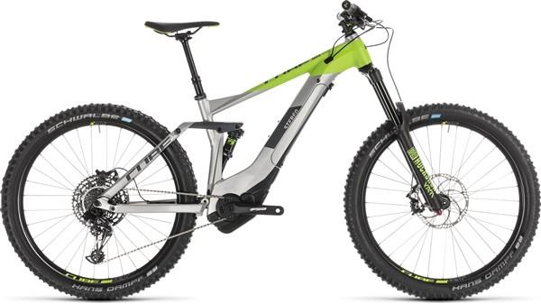 "Cube Stereo Hybrid 160 Race 500 27.5"" 2019 - Electric Mountain Bike"