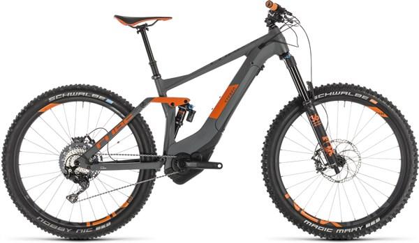 "Cube Stereo Hybrid 140 TM 500 27.5"" 2019 - Electric Mountain Bike"