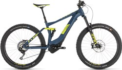 """Product image for Cube Stereo Hybrid 140 SL 500 Kiox 27.5"""" 2019 - Electric Mountain Bike"""