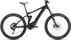 """Product image for Cube Stereo Hybrid 140 SL 500 27.5"""" 2019 - Electric Mountain Bike"""
