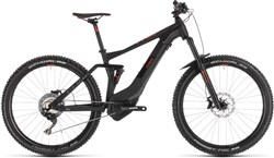 "Cube Stereo Hybrid 140 Pro 500 27.5"" 2019 - Electric Mountain Bike"