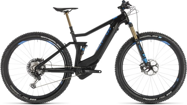 Cube Stereo Hybrid 120 Hpc Slt 500 27.5/29er 2019 - Electric Mountain Bike