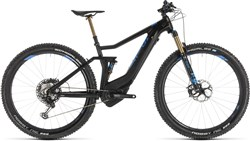 "Cube Stereo Hybrid 120 Hpc SLT 500 27.5""/29er 2019 - Electric Mountain Bike"