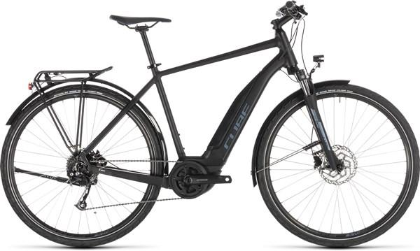 Cube Touring Hybrid One 400 2019 - Electric Hybrid Bike   City