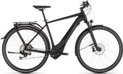 Cube Kathmandu Hybrid SL 500 Blk Edition 2019 - Electric Hybrid Bike