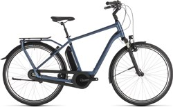 Cube Town Hybrid EXC 400 2019 - Electric Hybrid Bike