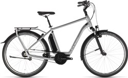 Product image for Cube Town Hybrid SL 500 2019 - Electric Hybrid Bike