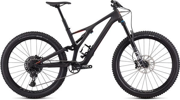 "Specialized Stumpjumper FSR Comp Carbon 27.5"" Mountain Bike 2020 - Trail Full Suspension MTB"