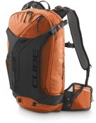 Cube Edge Trail X Action Team Backpack