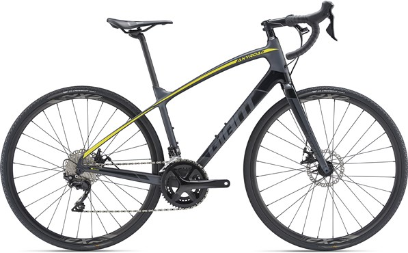 Giant AnyRoad Advanced 2019 - Road Bike | Road bikes