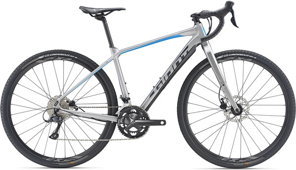 Giant ToughRoad SLR GX 2 2019 - Road Bike | Road bikes