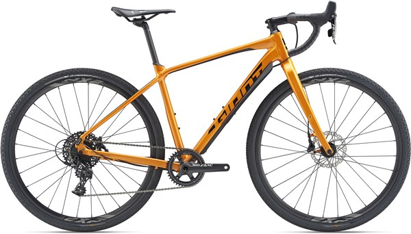 Giant ToughRoad SLR GX 0 2019 - Hybrid Sports Bike | Road bikes