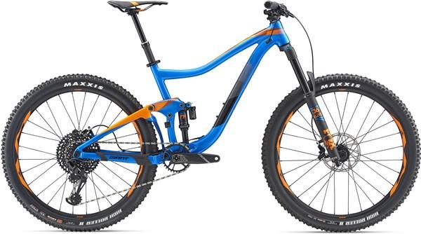 "Giant Trance 1 27.5"" Mountain Bike 2019 - Full Suspension MTB"
