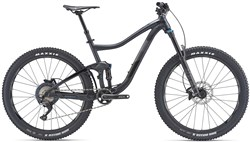 "Giant Trance 2 27.5"" Mountain Bike 2019 - Trail Full Suspension MTB"