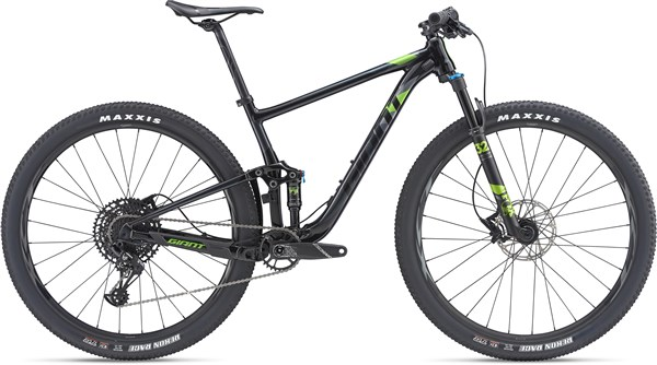 Giant Anthem 2 29er Mountain Bike 2019 - Full Suspension MTB | Mountainbikes