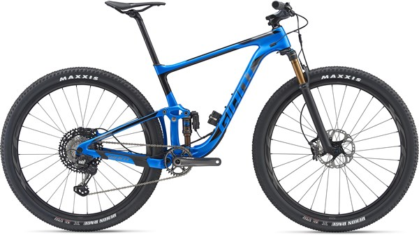 Giant Anthem Advanced Pro 0 29er Mountain Bike 2019 - Full Suspension MTB | Mountainbikes