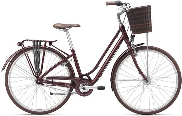 Liv Flourish 1 Womens 2019 - Hybrid Classic Bike