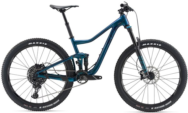 "Liv Pique SX 2 27.5"" Womens Mountain Bike 2019 - Full Suspension MTB"